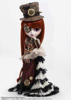 Steampunk Pullip Doll