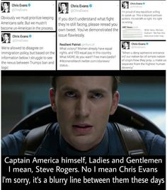 The real life captain america guys