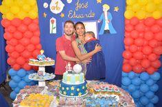 festa pequeno príncipe Dudu