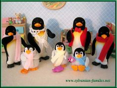 De Burg Penguin Family