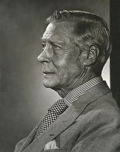 "Photo by unknown photographer in 1971 of the Duke of Windsor, ex-King Edward VIII ""David"" (Edward Albert Christian George Andrew Patrick David) (23 Jun 1894-28 May 1972) Wales, UK. Husband of Wallis Warfield (Bessie Wallis Warfield-Spencer-Simpson-Windsor) (19 Jun 1896-24 Apr 1986) PA, USA. 1st child of King George V (1865-1936) UK & Queen Mary (1867-1953) Teck, Germany."
