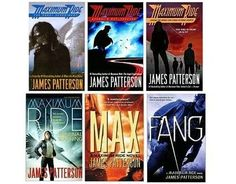 Another Young adult series I just LOVE. James Patterson gets young people just as much as he gets his adult audience. Maximum Ride is a roller coaster ride, its emotional and adventurous, and pulls at my heart. I wish I had wings....