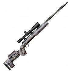 Carabine X-Bolt Varmint SF (Super Feather) est dotée d'un design moderne efficace. Son canon lourd flûté et fileté (M18x1), plaira tout particulièrement aux amateurs de chasse aux nuisibles et de tirs de précision. Tout comme sa poigné pistolet