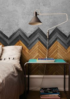 Wall & Deco – design wallpaper collection 2017 – Trebes interior and furnishings -