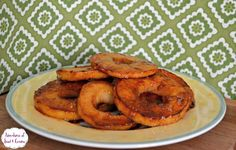 Sliced Cinnamon Apples - Simply {Darr}ling