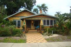 tampa bungalo home