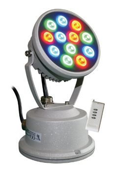 http://ift.tt/1P6tHZc Lampenlux LED RGB Außenlampe Außen Lampe Objektstrahler Objekt Strahler Fluter Farbwechsel Strahler Lampe schwenkbar rasewi$#