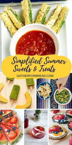 Simplied SummerSweets & Treats