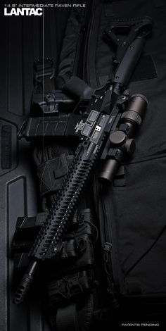 LANTAC Raven™ Rifles & Rifle Accessories.Loading that magazine is a pain! Get your Magazine speedloader today! http://www.amazon.com/shops/raeind