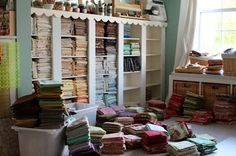 PatchworkPottery: Organizing