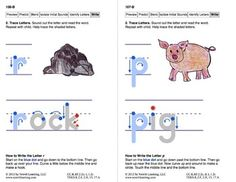 Isolate Initial Sounds 1: Lesson 9, Book 4 (Newitt Prereading Series)