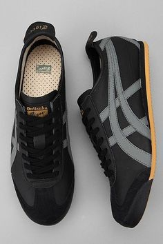 UrbanOutfitters.com > Asics Mexico 66 Leather Sneaker