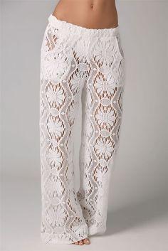 Irish crochet &: CROCHET PANTS ... БРЮКИ КРЮЧКОМ