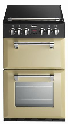 Stoves RICHMOND 550DF Dual Fuel Cooker in Champagne