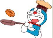 Doraemon Cooking Color | Juegos Doraemon - el gato cosmico jugar