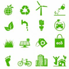 Green Living Environmental Icons Solar Panels For Home, Best Solar Panels, Go Green Posters, Vector Icons, Vector Free, Free Birthday Wishes, Earth Logo, Landscaping Software, Wishes Images