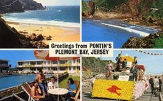 Greeting from Pontins Holiday Camp Plemont Bay Jersey England