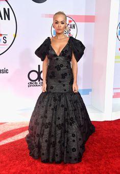 ac17fa69930 Rita Ora In Giambattista Valli Haute Couture - 2018 American Music Awards