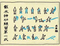 Waterbending Scroll by ~Jeffrey-Scott on deviantART