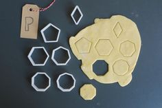 Hey, I found this really awesome Etsy listing at https://www.etsy.com/listing/178701315/geometric-cookie-cutter-set-made-to