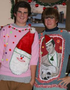 20 Geeky Christmas Sweaters And Holiday Shirts To Make You Totally Rad