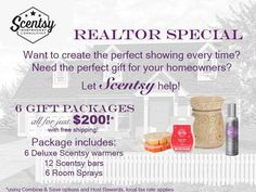 Great package for the realtor's out there.