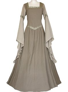 dornbluth.co.uk - medieval dresses
