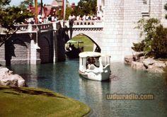 Random Walt Disney World Image – The Plaza Swan Boats - www.wdwradio.com