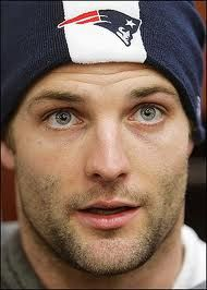 Wes Welker - Wide receiver of the New England Patriots...and Tom Brady's #1 favorite target!