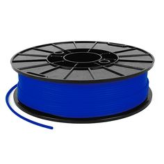 NinjaTek Cheetah Flexible Filament - Sapphire (Blue), 500g, available from Afinia 3D