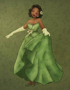 Disney Pixar, Disney Princess Tiana, Frog Princess, Princesa Disney, Princess Art, Arte Disney, Disney Fan Art, Disney And Dreamworks, Disney Magic
