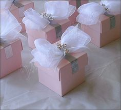 Baptism favors