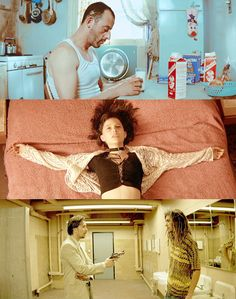 """Leon: The Professional"" Jean Reno, Gary Oldman & Natalie Portman Love Movie, Movie Stars, Movie Tv, Dirty Dancing, Leon The Professional, Pulp Fiction, Mathilda Lando, Luc Besson, Film Life"