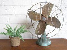 retro portable fan