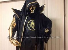 Klytus Costume from Flash Gordon… Coolest Halloween Costume Contest