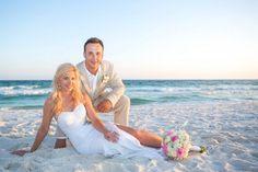 florida beach wedding panama city