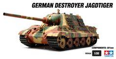 German Destroyer Jagdtiger