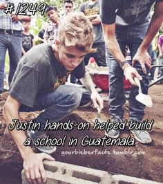 Justin is good person #BiebersGirlsEndHate #BiebersGirlsLoveNatasha