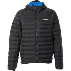Dare2b mens rundown padded down jacket black