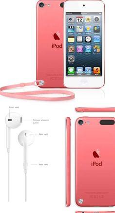 Pink IPod Touch 5th Gen. 32GB $299  @Apple Ratana Ratana.com