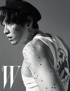 Kim Young Kwang - W Magazine March Issue Can We Get Married, Got Married, Sweet Stranger And Me, Kim Young Kwang, Hong Jong Hyun, W Korea, Love Rain, Lee Soo, Young Blood