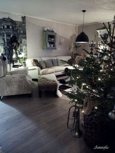 Christmas in my home 2014.