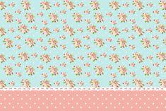 fundo floral vintage convite - Pesquisa Google