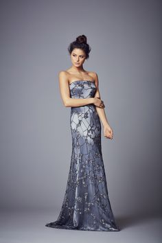 Evening Dresses from the new Evening Wear Collection 2017 by designer Suzanne Neville http://www.suzanneneville.com/designer-evening-wear-dresses/#&gid=1&pid=9