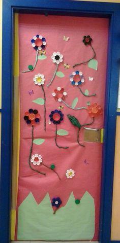 Nuestra puerta de primavera.