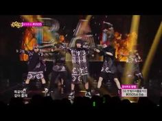 [HOT] B.A.P - Bad man, 비에이피 - 배드맨, Music core 20130831 - YouTube