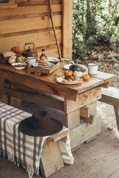 Autumnal Breakfast