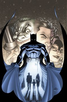 Batman: Whatever Happened to the Caped Crusader cover