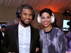 Usher is Engaged to His Girlfriend and Business Partner!
