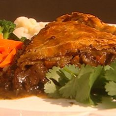 Try this Beef Burgundy Pie recipe by Chef James Reeson. This recipe is from the show Alive and Cooking.